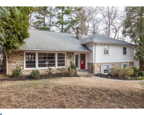 1005 Woodcircle Drive, Wynnewood, PA 19096 (#7161194) :: The John Collins Team