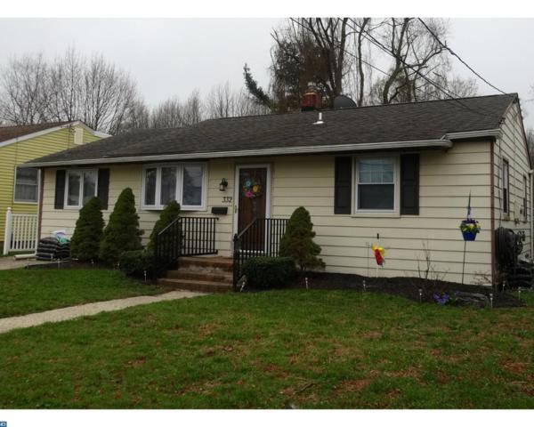 332 10TH Avenue, Lindenwold, NJ 08021 (#7162312) :: The John Collins Team