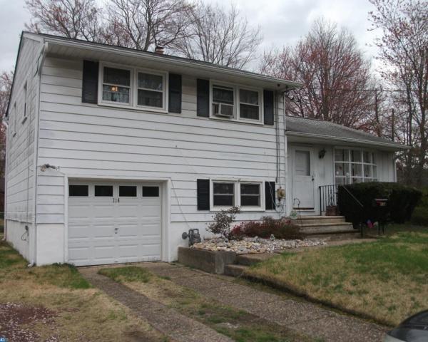114 Kirkwood Road, Gibbsboro, NJ 08026 (#7165580) :: The John Collins Team
