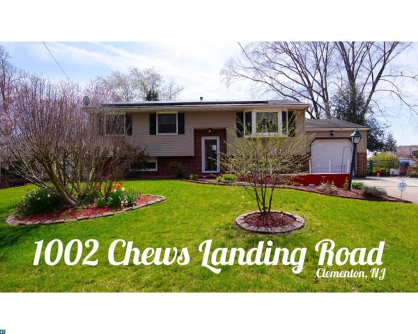 1002 Chews Landing Road, Clementon, NJ 08021 (MLS #7166932) :: The Dekanski Home Selling Team