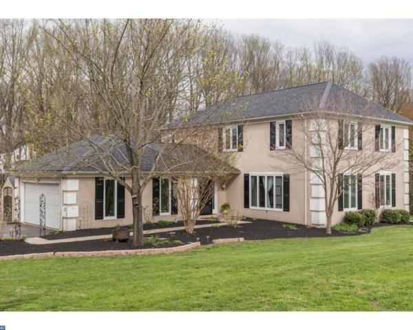 907 Greene Countrie Drive, West Chester, PA 19380 (#7169319) :: The John Collins Team