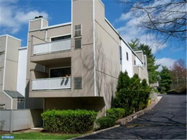 1750 Oakwood Terrace 17D, Narberth, PA 19072 (#7169561) :: The John Collins Team