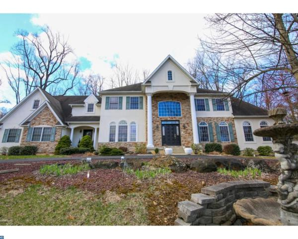 4642 Brookridge Drive, Center Valley, PA 18034 (#7169745) :: Erik Hoferer & Associates