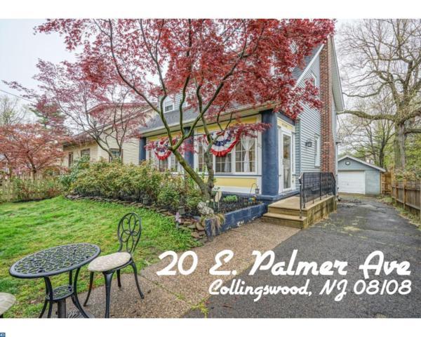 20 E Palmer Avenue, Collingswood, NJ 08108 (#7171047) :: Erik Hoferer & Associates