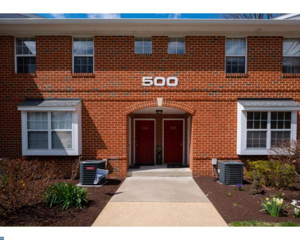 750 E Marshall Street #512, West Chester, PA 19380 (#7172507) :: McKee Kubasko Group