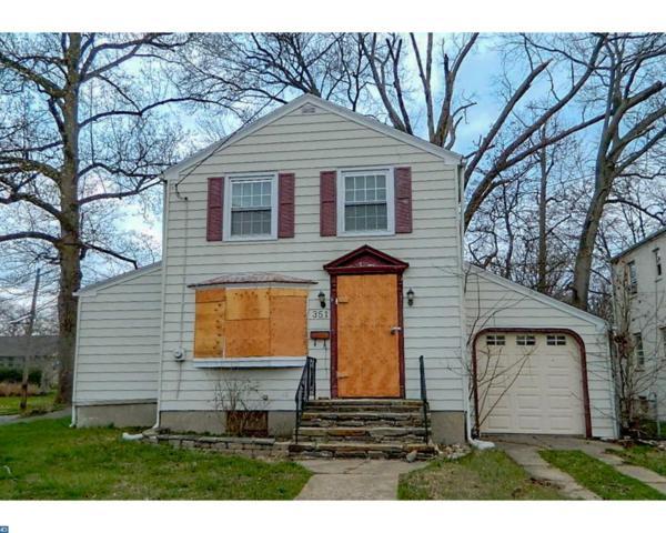 351 Concord Avenue, Ewing Twp, NJ 08618 (#7176698) :: Daunno Realty Services, LLC