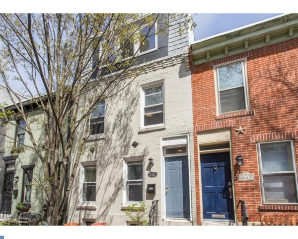 2415 Waverly Street, Philadelphia, PA 19146 (#7176979) :: McKee Kubasko Group