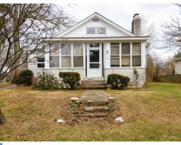 813 S Church Street, West Chester Boro, PA 19382 (#7177098) :: REMAX Horizons