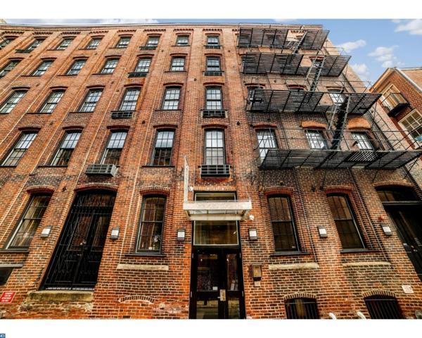 205-15 Cuthbert Street #406, Philadelphia, PA 19106 (#7177387) :: City Block Team