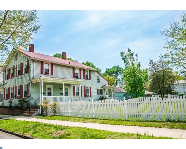 140 Mount Holly Avenue, Mount Holly, NJ 08060 (#7179563) :: Daunno Realty Services, LLC