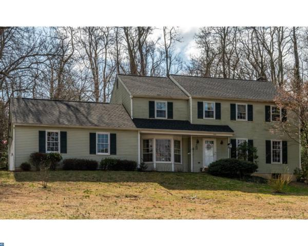 332 N Woodmont Drive, Downingtown, PA 19335 (#7180782) :: The John Collins Team