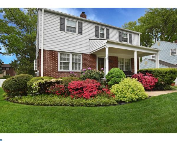 315 Briarwood Avenue, Haddonfield, NJ 08033 (#7181360) :: The Kirk Simmon Team