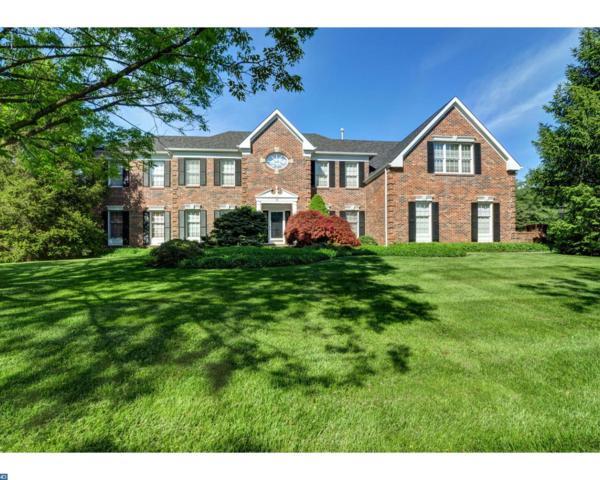 38 Millbrook Drive, Princeton Junction, NJ 08550 (#7182915) :: Erik Hoferer & Associates