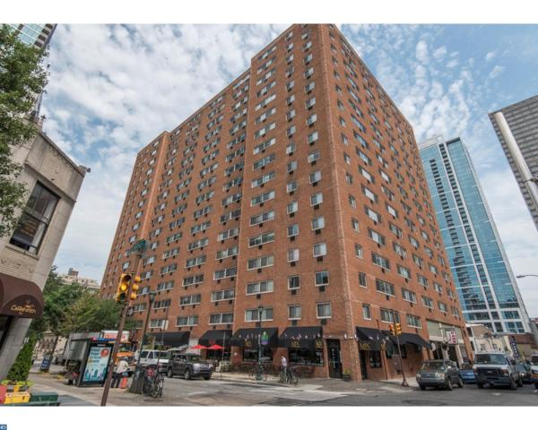 2101-17 Chestnut Street #1423, Philadelphia, PA 19103 (#7183120) :: City Block Team