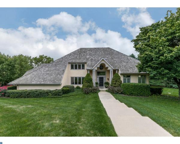 1109 Clover Hill Drive, West Chester, PA 19382 (#7185284) :: The Kirk Simmon Team
