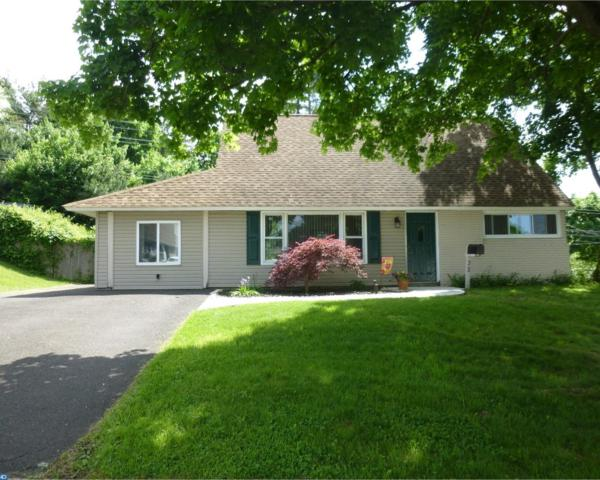 32 Towpath Road, Levittown, PA 19056 (#7185388) :: REMAX Horizons