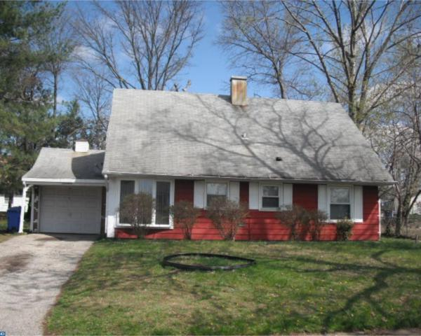 17 Burgess Lane, Willingboro, NJ 08046 (MLS #7185750) :: The Dekanski Home Selling Team