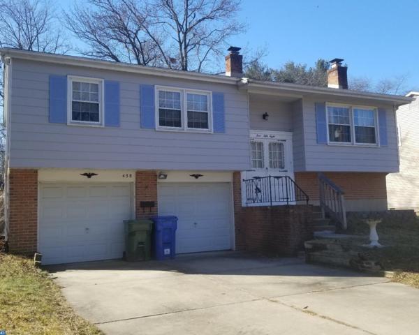 458 Chapel Ave E, Cherry Hill, NJ 08034 (MLS #7186436) :: The Dekanski Home Selling Team