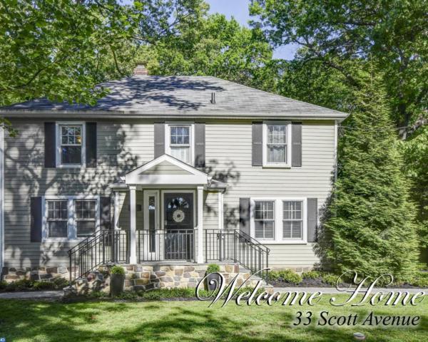 33 Scott Avenue, West Windsor, NJ 08550 (#7186802) :: REMAX Horizons