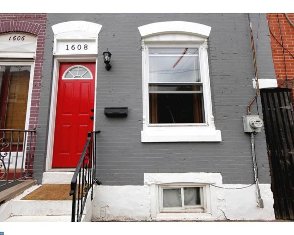 1608 E Hewson Street, Philadelphia, PA 19125 (#7187401) :: The Kirk Simmon Team