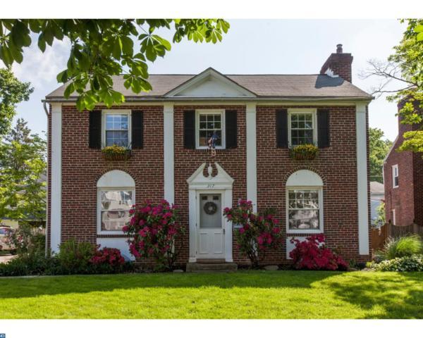 317 Earlington Road, Havertown, PA 19083 (#7188896) :: REMAX Horizons