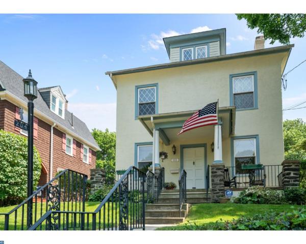 204 Hillside Avenue, Jenkintown, PA 19046 (#7188930) :: The John Collins Team