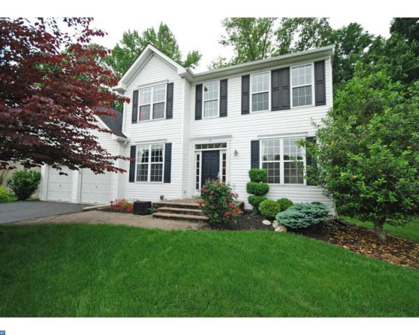 27 Pemberton Lane, East Windsor, NJ 08520 (MLS #7191345) :: The Dekanski Home Selling Team