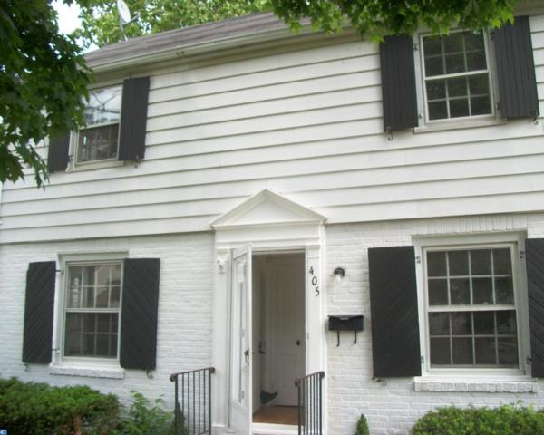 405 Sutherland Road, Ewing Twp, NJ 08618 (#7192480) :: Daunno Realty Services, LLC