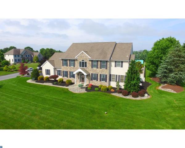 1109 Vista Drive, Coopersburg, PA 18036 (#7194189) :: Erik Hoferer & Associates