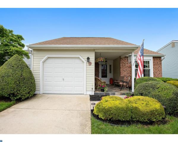 9 Ewing Court, Mount Laurel, NJ 08054 (MLS #7195565) :: The Dekanski Home Selling Team