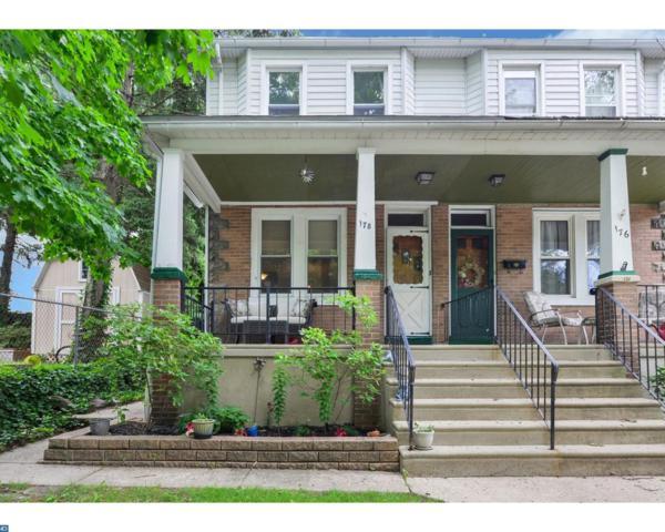 178 Frazer Avenue, Collingswood, NJ 08108 (MLS #7196177) :: The Dekanski Home Selling Team