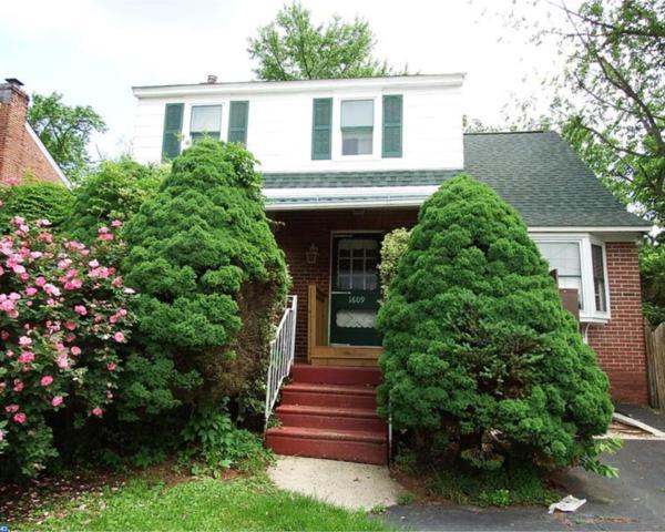 1609 Evans Avenue, Prospect Park, PA 19076 (#7196909) :: Erik Hoferer & Associates