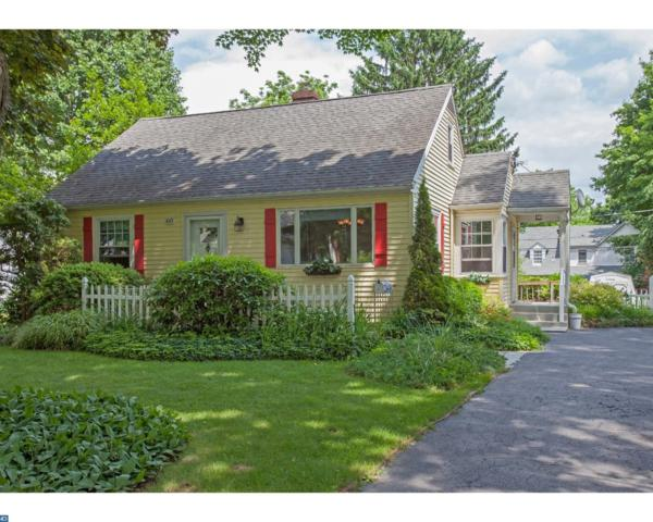 662 Stryker Avenue, Doylestown, PA 18901 (#7196997) :: Erik Hoferer & Associates