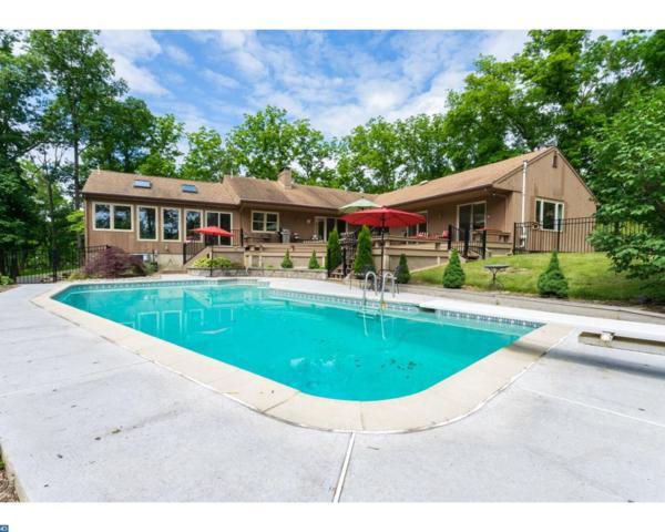 4 Poor Farm Road, Pennington, NJ 08534 (MLS #7197084) :: The Dekanski Home Selling Team