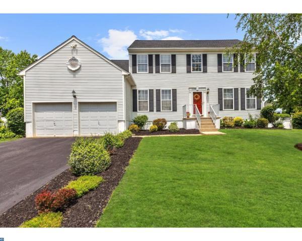 119 Hibiscus Drive, Burlington Township, NJ 08016 (MLS #7197534) :: The Dekanski Home Selling Team