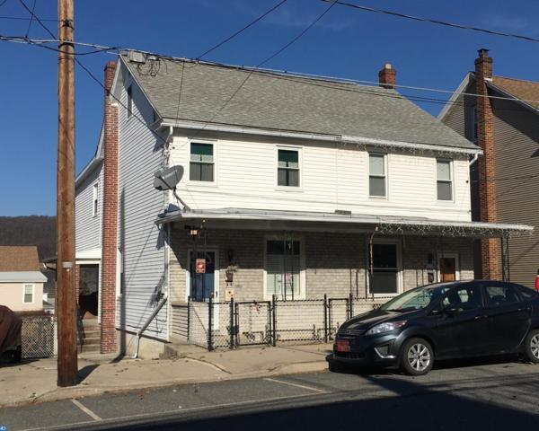 119 E High Street, Coaldale, PA 18218 (#7200715) :: McKee Kubasko Group