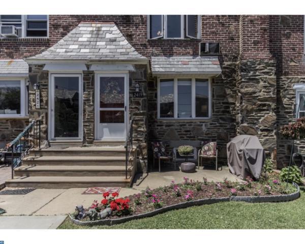 2419 Cedar Lane, Drexel Hill, PA 19026 (#7201150) :: Erik Hoferer & Associates
