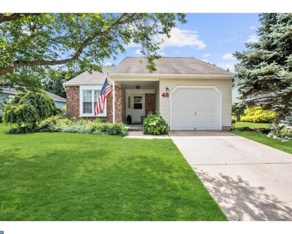 48 Falmouth Drive, Mount Laurel, NJ 08054 (MLS #7201234) :: The Dekanski Home Selling Team