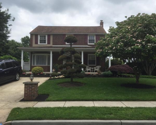 211 Edgehill Drive, Havertown, PA 19083 (#7201426) :: McKee Kubasko Group
