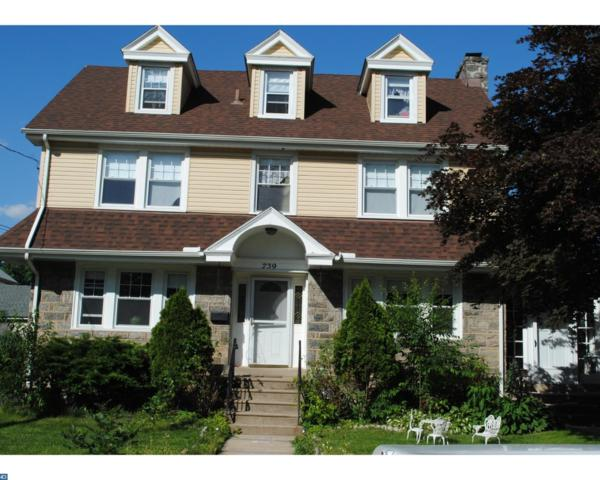 739 Concord Avenue, Drexel Hill, PA 19026 (#7201855) :: The Kirk Simmon Team