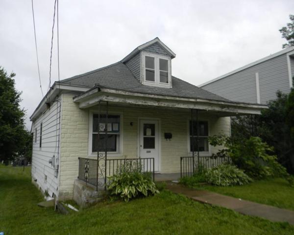 220 S Green Street, Frackville, PA 17931 (#7202665) :: Ramus Realty Group