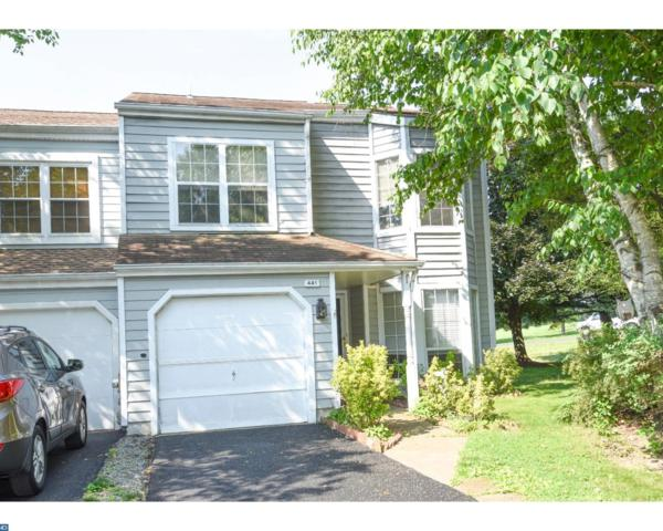 441 Trumbull Court, Newtown, PA 18940 (#7202738) :: The Toll Group