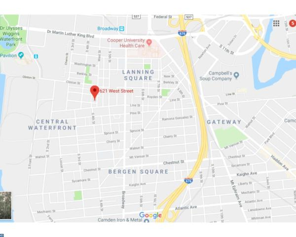 621 West Street, Camden, NJ 08103 (MLS #7203454) :: The Dekanski Home Selling Team
