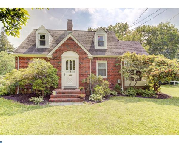 190 Washington Road, Princeton, NJ 08540 (MLS #7205556) :: The Dekanski Home Selling Team