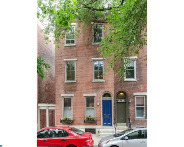 2226 Wallace Street, Philadelphia, PA 19130 (#7207910) :: Daunno Realty Services, LLC