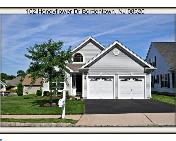 102 Honeyflower Drive, Bordentown, NJ 08620 (#7209038) :: REMAX Horizons