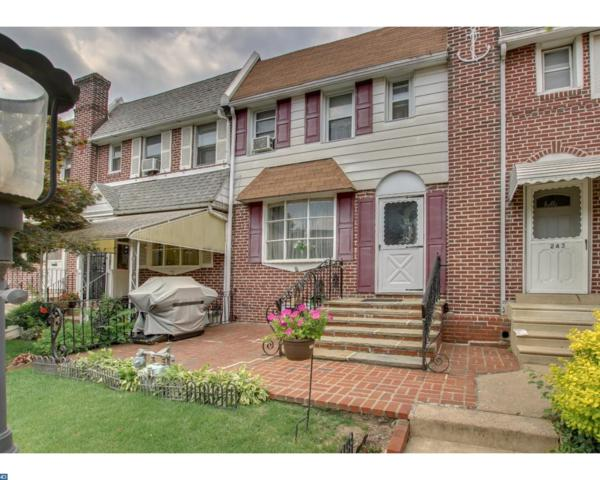 241 E Greenwood Avenue, Lansdowne, PA 19050 (#7209431) :: McKee Kubasko Group