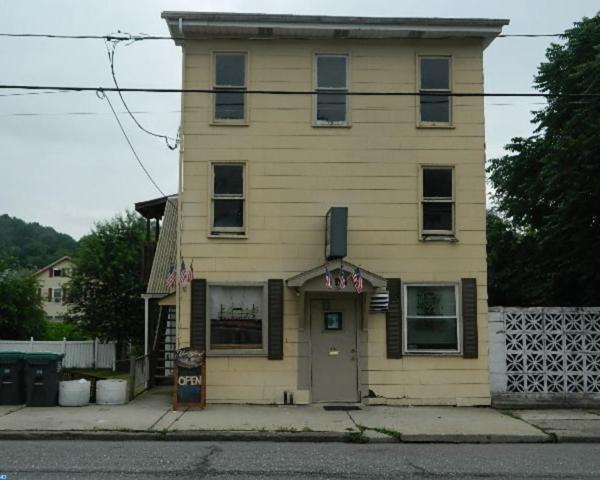 315-317 N Railroad Street, Tamaqua, PA 18252 (#7211806) :: Ramus Realty Group