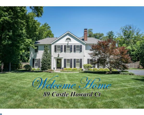 89 Castle Howard Court, Princeton, NJ 08540 (#7214296) :: REMAX Horizons