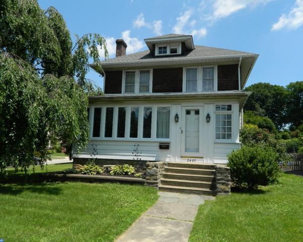 2427 Mount Carmel Avenue, Glenside, PA 19038 (#7215976) :: Daunno Realty Services, LLC